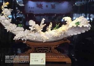 象牙雕刻-第11届文博会工艺美术馆塑造当今中国文化形象平台