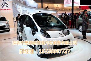 深圳新能源物流车纯电动面包车哪里有卖?