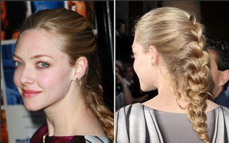 的姑娘,她在《母与子》首映礼上就以一款   复古   的法式经典麻花辫...