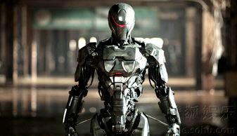 ...讲述一个警察的灵魂在机械躯壳下自我救赎的故事.-机械战警 今日...