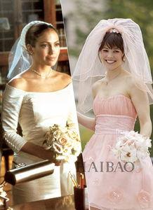 欧美电影中最令人难忘的经典婚纱每个女主都为属于自己的婚纱