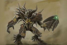 欧美科幻网游 至高之战 原画欣赏