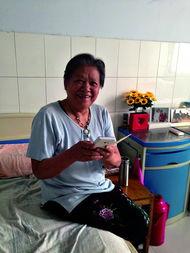 83岁老太太作诗赞淇河美景