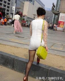 街拍 极品少妇,后翘美臀 曲线迷人