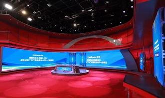 国内最大的电视台演播室显示屏 -首页 国星光电