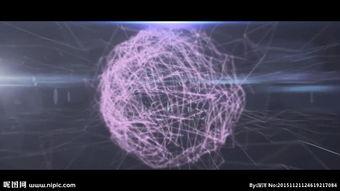 球形视频素材
