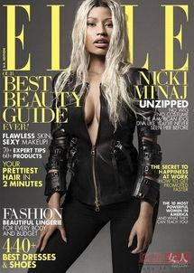 比,而是十足的金发诱惑加机车夹... Minaj的招牌巨乳和巨臀,真空上...