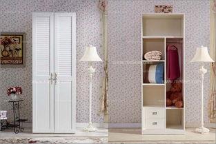 创意衣柜效果图欣赏