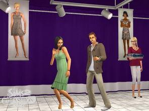 选,你可以运用全新的商店主题包括人体模型,服饰柜,收