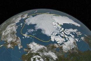 最新观测结果全球海冰覆盖率创纪录新低