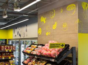 成都超市设计 成都超市装修 成都超市装修公司