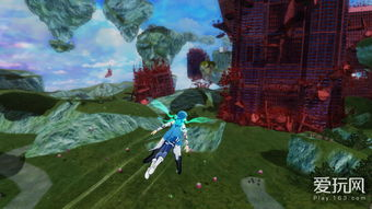 加速世界VS刀剑神域 游戏截图