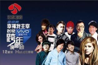 ...8江苏卫视跨年演唱会节目嘉宾名单 薛之谦 演员 跨年