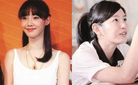 也属国民初恋派的好女孩,尤其陈妍希在电影《那些年》的马尾扮相,...