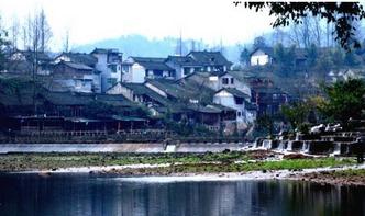 8、四川,柳江古镇:当所有的花朵倾巢而出,柳江古镇建于南宋十...