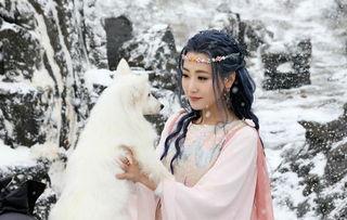 幻城 少女莲姬即将上线 白冰倾情演绎