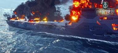 大争议 战舰世界的起火机制