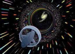 曲速引擎是《星际迷航》中超光速运行的动力,科学家发现我们可以移...