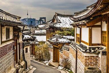 ... Hanok Village)-精致首尔 吸引游客的十大理由