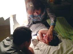 夫妻吵架妻子向女儿挥刀 沈阳17个月女孩险丢命