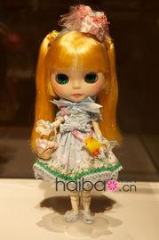 九变残卷-近期,在日本东京举办的第九届小布娃娃 (Blythe) 慈善展带来的100...