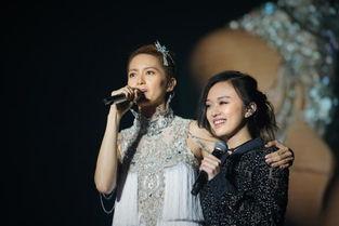 梁咏琪陈明憙巡演同台 Gigi2017演唱会推迟到明的5月