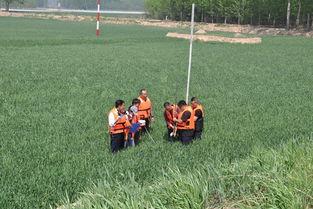 ...水文站进行漫滩洪水模拟测验