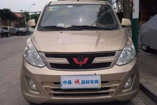 4.6万 白色15款1.2L标准型 荣光V二手车 淘车