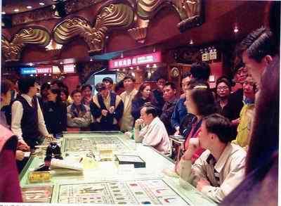 澳门赌场探秘 世界上最庞大的商用监视系统 -人民网地方联报网