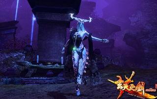 幻之天-勾魂鬼王是《玄天之剑》高级副本
