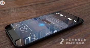 今年最好看的手机 无边框双喇叭HTC Aero概念设计曝光