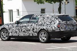 新宝马3系旅行版路试谍照-叫板SUV Wagon旅行车能否搅局国内车市