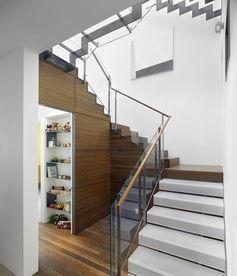 ...公楼室内不锈钢楼梯设计装修效果图