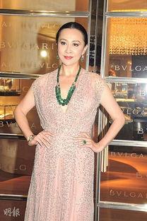 作买珠宝让自己开心,当有人说到她已有价值过亿元的地产时,刘嘉玲...