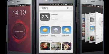 携手西班牙厂商BQ推出第二款Ubuntu手机.该款手机相较于第一款手...