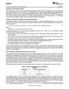 ...ents厂商 BQ2060A E619DBQG4 pdf预览第 12 页, datasheet数据手...