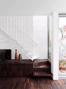 创意楼梯设计 欣赏 也是室内空间精美的造型艺术