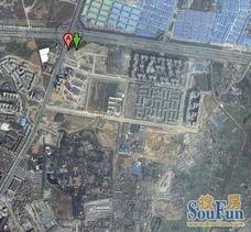在谷歌地图上看了一下我们的位置,大家来鉴定下