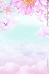 粉色系贝壳片美甲,仙女味十足的粉色系
