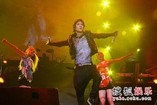 薛之谦上海演唱会舞动奇迹 三年努力一朝成蝶