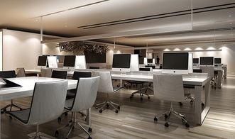 小户型办公室装修方案