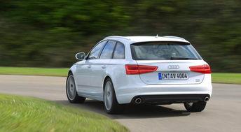 ...A4将搭载一套全新的e-quattro的四驱系统-曝换代奥迪A4技术信息 配...