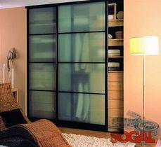 ...时尚的设计,有宜家的感觉-选择精致的衣柜 给你的家美丽感觉