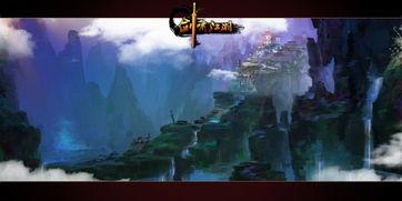剑啸江湖 游戏壁纸