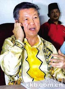 马华裔部长酒店风流被偷拍 性爱光碟曝光陷窘境