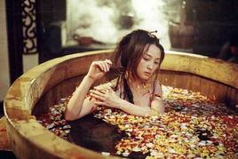 (图片来源:百度贴吧)-朝鲜电视台播蒋勤勤裸身沐浴镜头 突破以往...