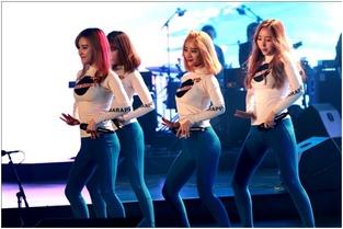 ...嘉宾 韩国女团SIX BOMB-助力独立音乐人圆梦 原创歌曲闪耀素唱会