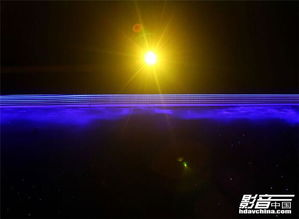 ...像浩瀚宇宙一样蔚蓝壮观.-星际穿越,梦幻天空 宜昌邦德打造私家...