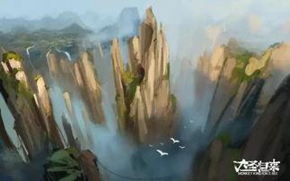 000多座,如人如兽、如器如物,形象逼真,气势壮观.峰间峡谷,溪...