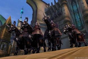 ...众神第一个8级军团诞生啦 内附各种8级军团图 有战马和翅膀哦 多图